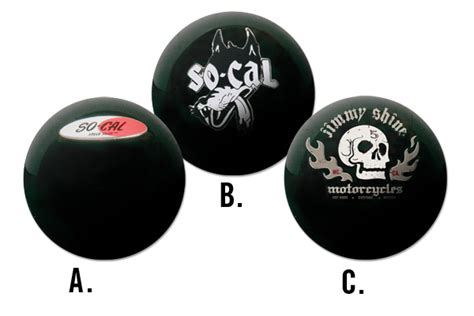 Voodoo Shift Knobs by So Cal Voodoo Shift Knobs