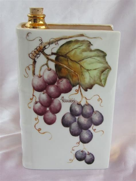 hand painted porcelain ls 1000 images about grapes and grapes painting on pinterest