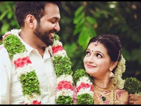 actress saranya mohan marries aravind krishnan | marriage