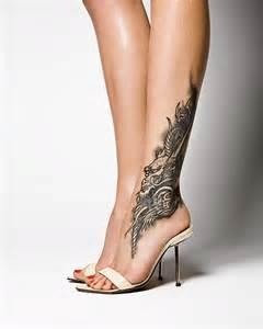 12 calf tattoo designs you won t miss pretty designs