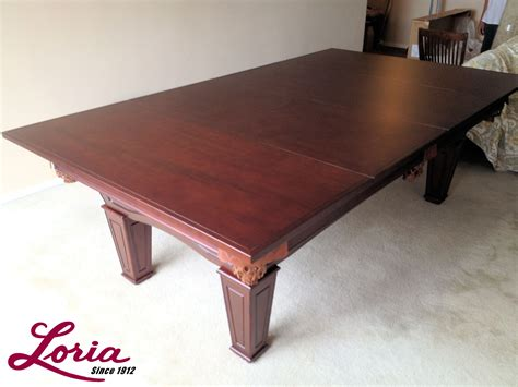 pool table dining top     pool tables  loria awards