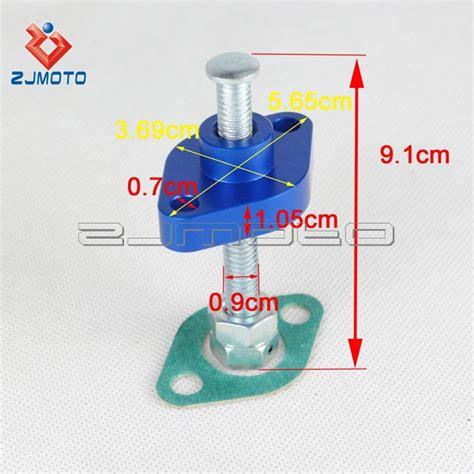 promo chain puller tensioner penahan rantai motor rantai sepeda motor tensioners aluminium manual waktu