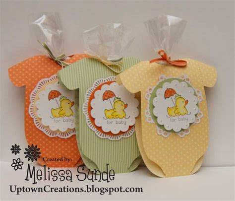 Baby Shower Giveaways - uptown creations stin up independent demonstrator easy events baby shower favors
