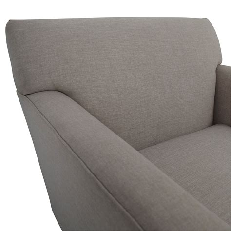 hennessy sofa 90 off crate barrel crate barrel hennessy sofa