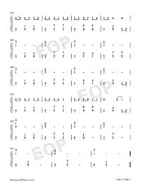 Rusty Lake Family Tune-Victor Butzelaar Numbered Musical