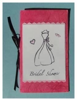 do it yourself wedding shower ideas 2 handmade bridal shower invitations