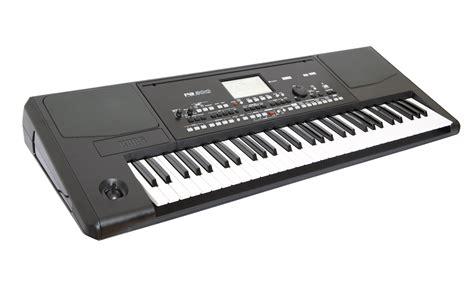 Keyboard Korg Pa 300 korg pa300 test bonedo