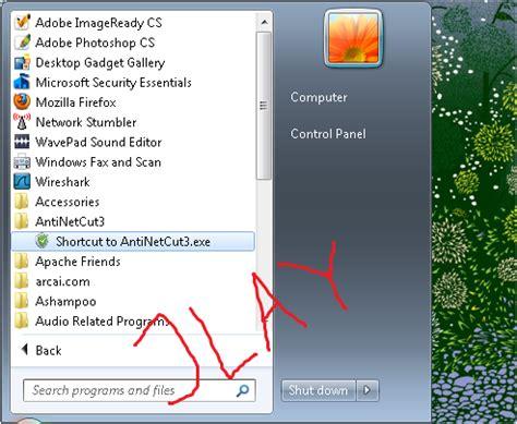 tutorial menggunakan nmap di windows tutorial menggunakan anti netcut 3 di windows 7