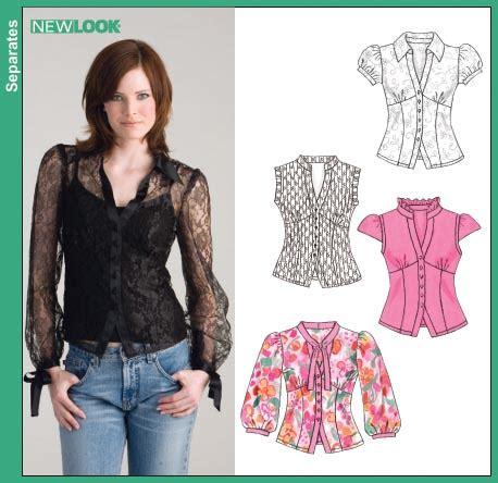 new pattern blouse design images blouse patterns new look blue denim blouses