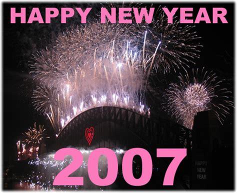 happy new year 2007 purseblog