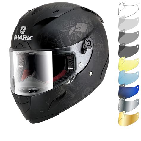 Visor Shark Race R Pro Shark Race R Pro Usker Motorcycle Helmet Visor