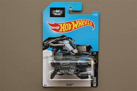Hotwheels 150 The The Bat wheels 2016 batman the bat graphite