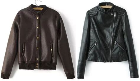 cazadoras de cuero mujer baratas 218 ltimas tendencias en chaquetas de cuero para mujer tmo
