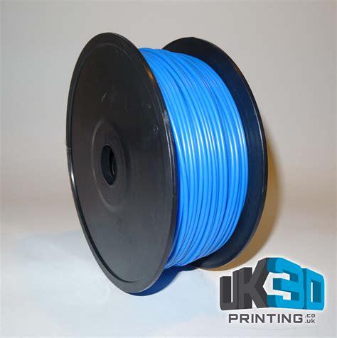 Abs 3d Printer blue abs 3d printer filament 1 75mm uk3d printing uk3d