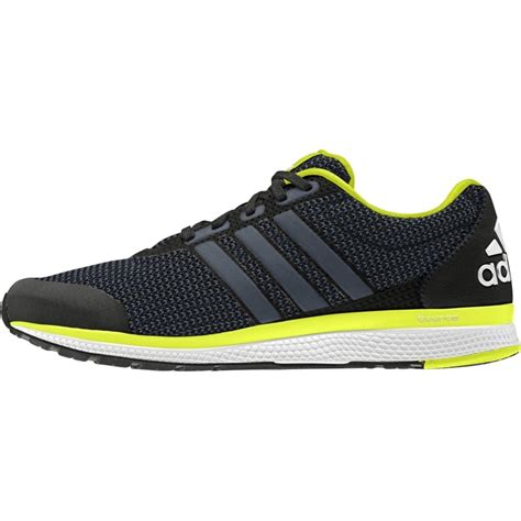 adidas mens lightster bounce in black silver excell sports uk