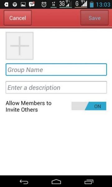 cara membuat kartu nama di hp android beginilah cara buat group di bbm android dan ios