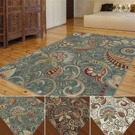transitional area rug this whimsical pattern is sure to elicit compliments a