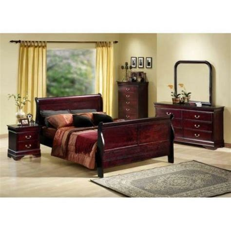 Ebay Bedroom Sets by Sleigh Bedroom Set Ebay
