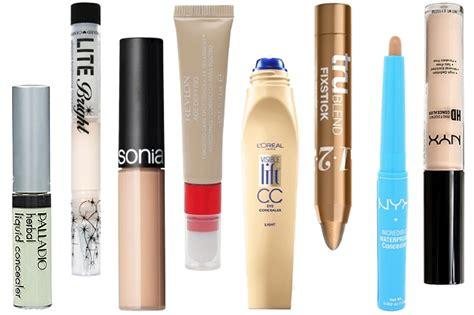 best concealer skin the best drugstore concealers for every skin concern