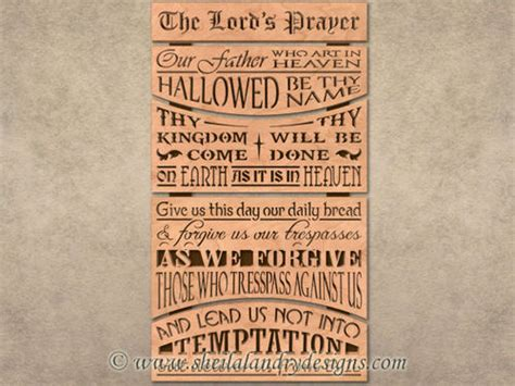 kingdom pattern for prayer my journey as a creative designer woodworking and beyond