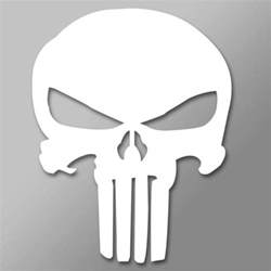Punisher Template by The Gallery For Gt Punisher Skull Stencil
