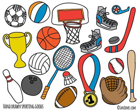 sport clipart sports clip clip sporting by