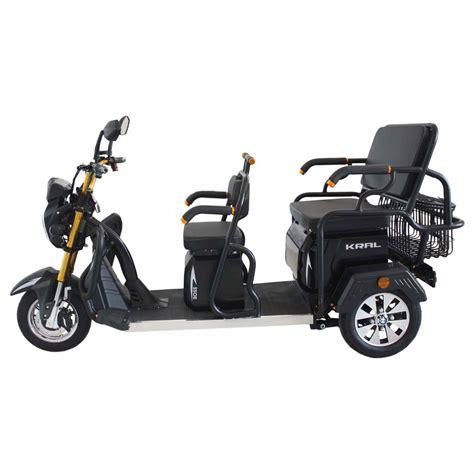 elektrikli  tekerlekli bisiklet siyah