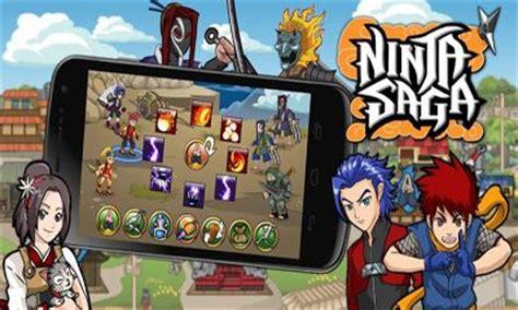 download game android ninja saga mod image gallery saga apk