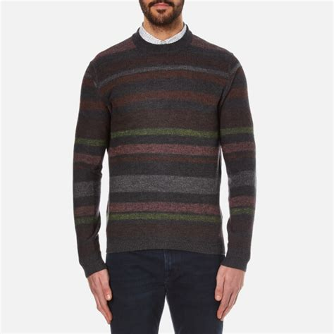 Sweater Dengan Design Playstation ps by paul smith s pullover crew neck jumper multi free uk delivery 163 50