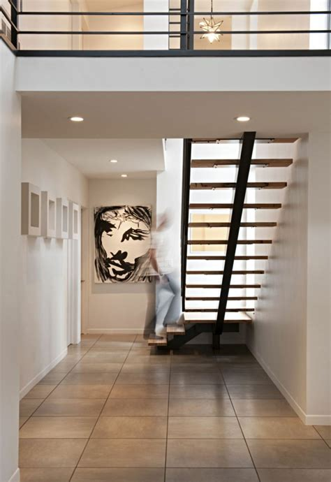 treppen für dachboden treppe terrasse design