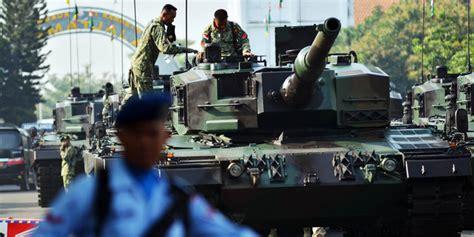 film terbaru tni kisah pasukan tank tni menggempur musuh bak film fury