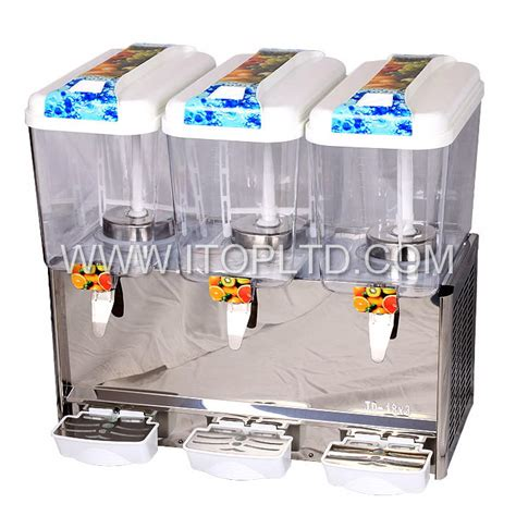 Juice Dispenser Machine commercial juice dispenser cooler machine guangzhou itop