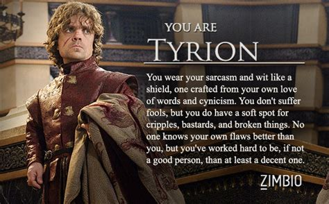 what of thrones character am i which of thrones character are you quiz