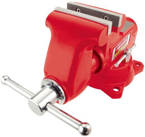 craftsman professional bench vise is back in stock