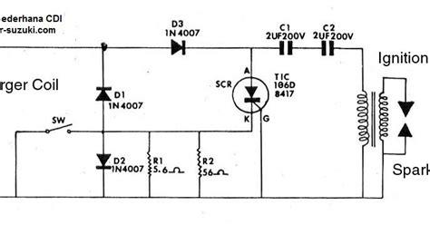 fungsi kapasitor pada cdi motor fungsi kapasitor pada cdi 28 images butta toa bonthaink fungsi cdi pada motor pengetahuan