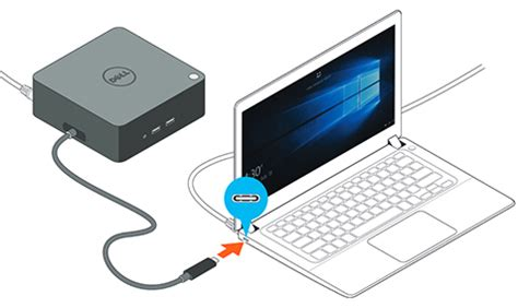 dell thunderbolt dock (tb16) information and