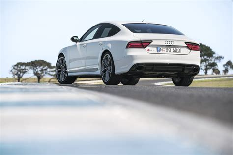 Audi A7 Performance Upgrades by 2016 Audi A7 Rs7 Sportback Performance Goauto Overview