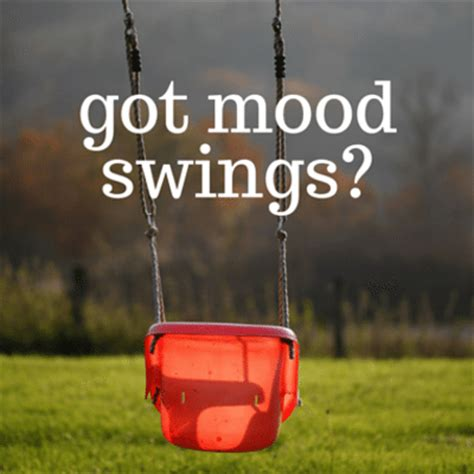 what causes bad mood swings dr oz bad mood swings causes of emotional roller coaster