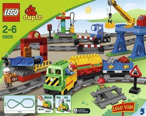 Lego Duplo Eisenbahn 5609 1005 by Lego Duplo 5609 全新未拆封 樂高 得寶 Deluxe Set 大火車 兒童節禮物