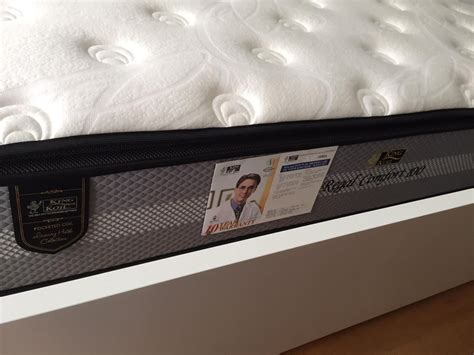 king koil bed frame ikea bed frame and king koil mattress for sale secondhand my