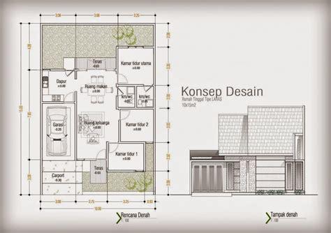 Desain Rumah Minimalis 6 X 15 | model rumah terbaru home design idea