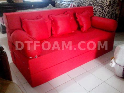 Cover Sofa Bed Inoac sofa bed inoac merah polos dtfoam
