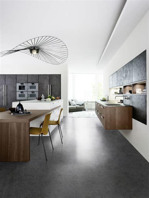 wohnküchen bilder wohnzimmer schwarz weiss