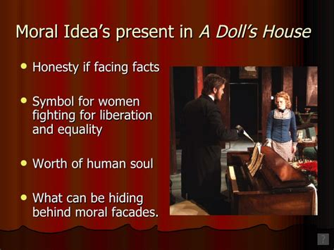 a doll house themes and symbols henrik ibsen