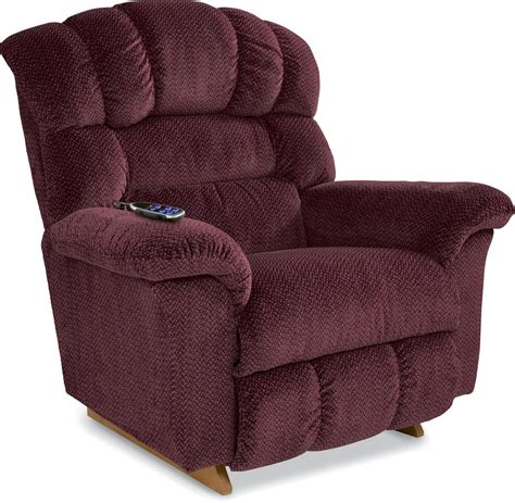 lazy boy power recliner xr crandell power recline xr reclina rocker 174 reclining chair