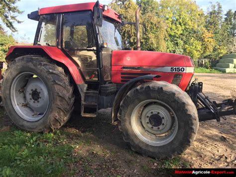siege tracteur agricole occasion vendu ih 5150 tracteur agricole d occasion