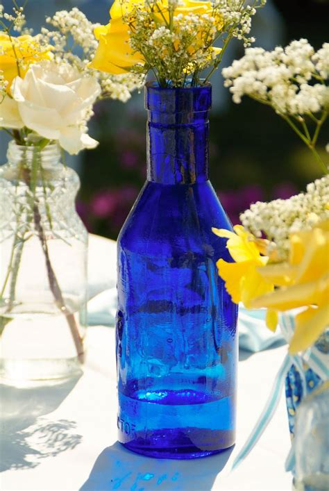 blue and yellow decor fearsome wedding table decorations blue and yellow image ideas images about ceremony reception