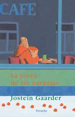 la joven de las naranjas libro de texto pdf gratis descargar la joven de las naranjas de la joven de las naranjas de jostein gaarder