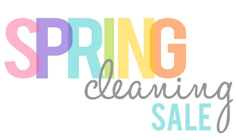 Spring Cleaners | spring cleaning sale chicago dance supply