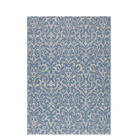 home decorators collection bermuda bluechampagne  ft